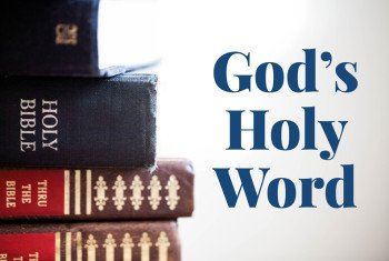God's Holy Word