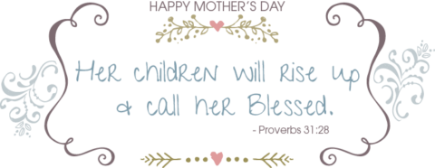 Mother's Day Scripture
