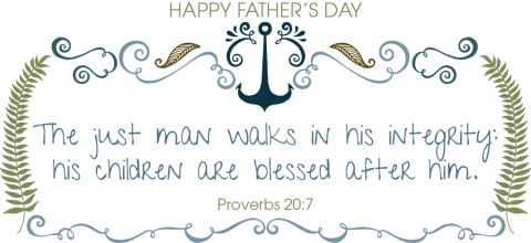 Father's Day Scripture