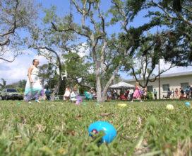 Baptist Church Egg Hunt