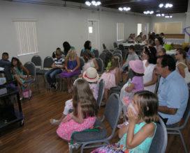 Children's Easter Church