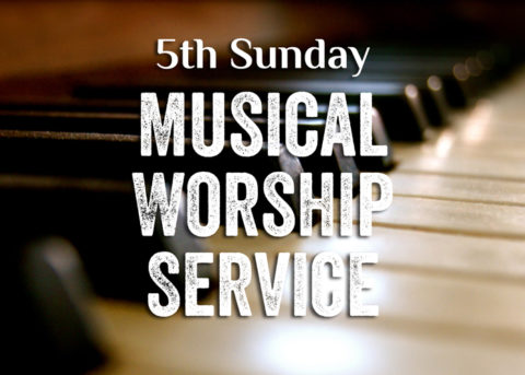 5th Sunday Music Church Service