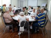 Senior Fellowship Meal October
