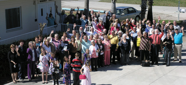 Church Membership Photo