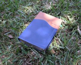 Bible on lawn