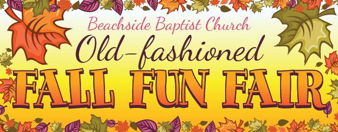 Old-fashioned Fall Fun Fair
