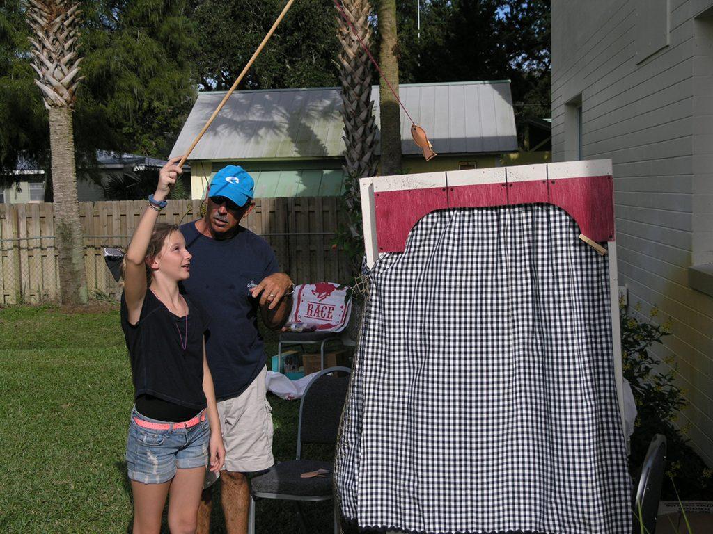 Fishing Game - Fun Fair