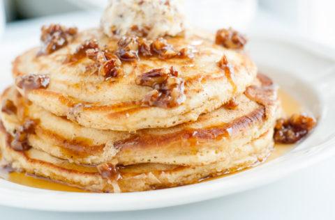 Pancake Breakfast for Men