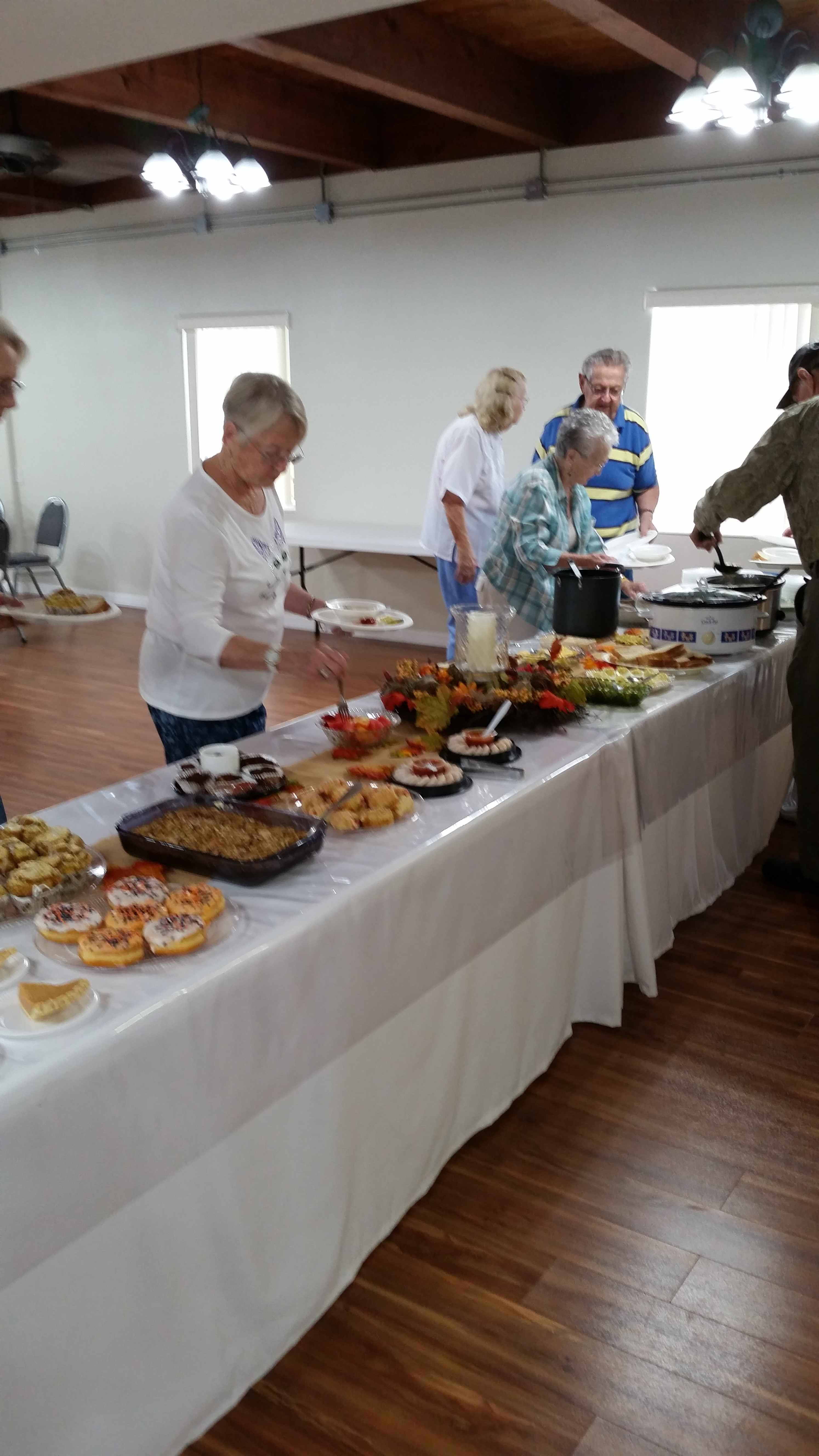 food selections senior meal