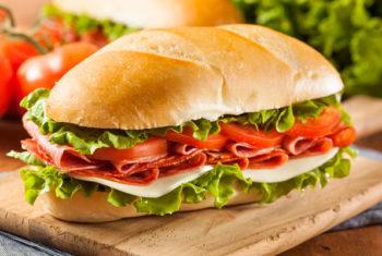 Senior Luncheon - Build a Sandwich