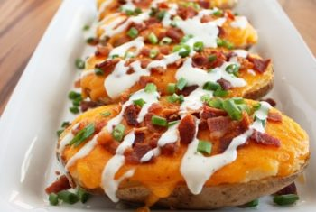 Build-your-own Baked Potato