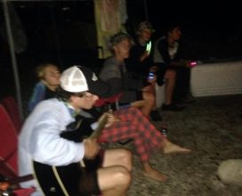 Youth Group Camping 31