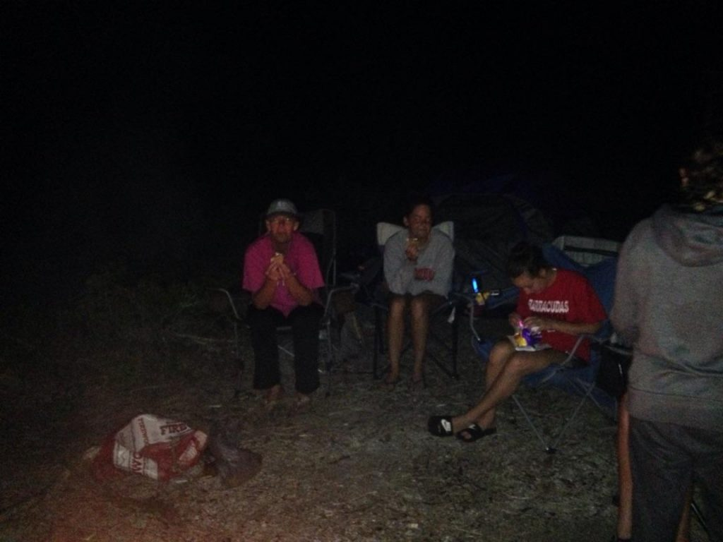 Youth Group Camping 40