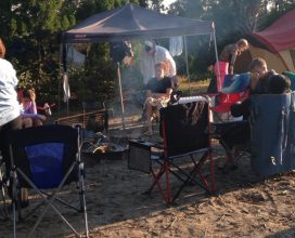 Youth Group Camping 43