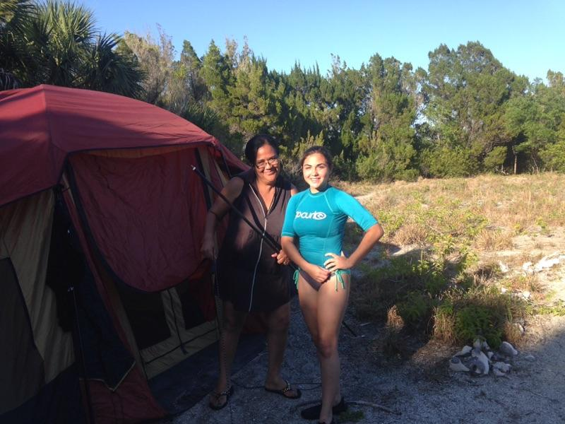 Youth Group Camping 25