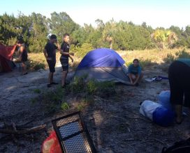 Youth Group Camping 24