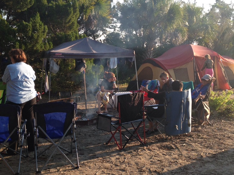 Youth Group Camping 42