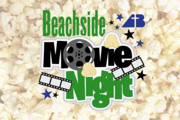 Movie Night at church on St. Patrick's Day