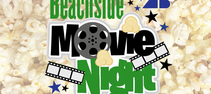 Movie Night at church on St. Patrick's Day