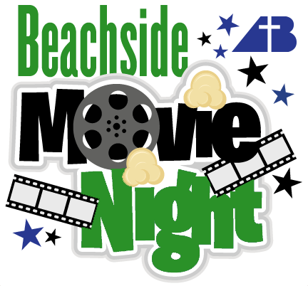 Beachside Movie Night in March