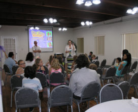 Resurrection lesson in Children's Church