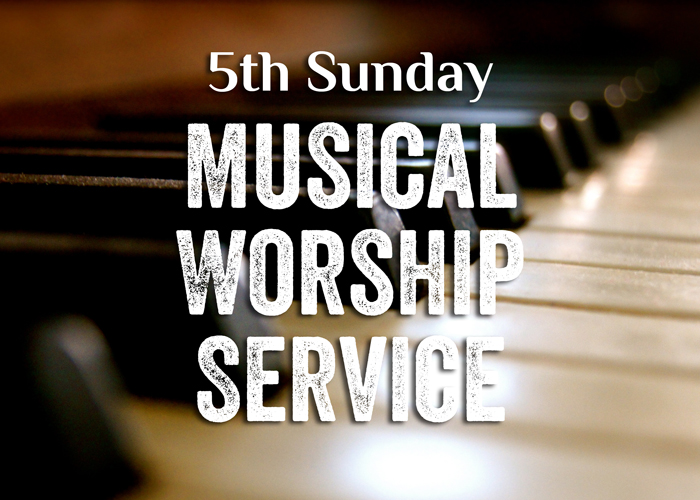5th Sunday Musical Worship Concert - Beachside Baptist Church