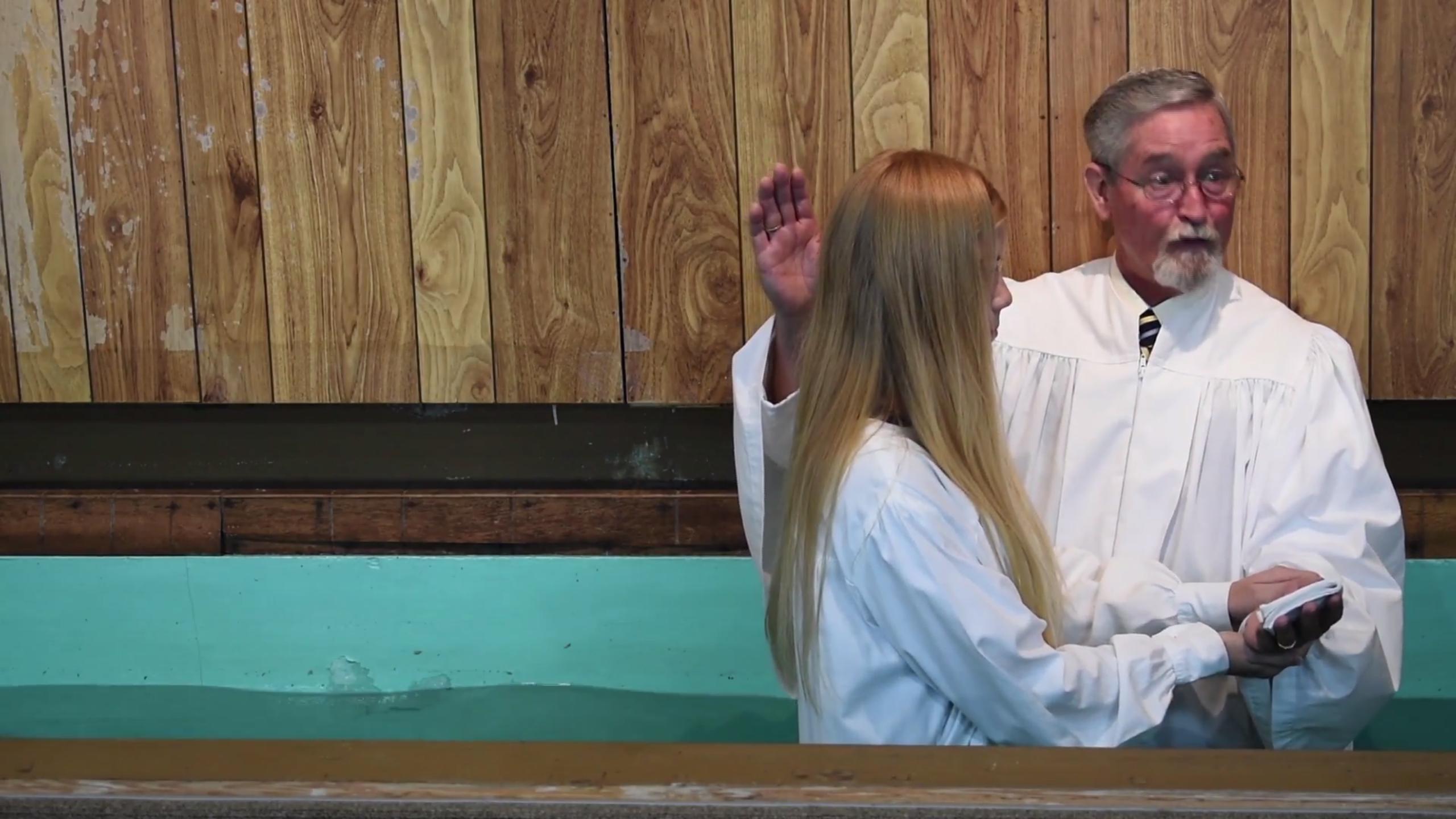 Believer's Baptism – Kenzie Klisz