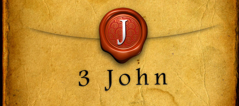 Online Sermon from 3 John