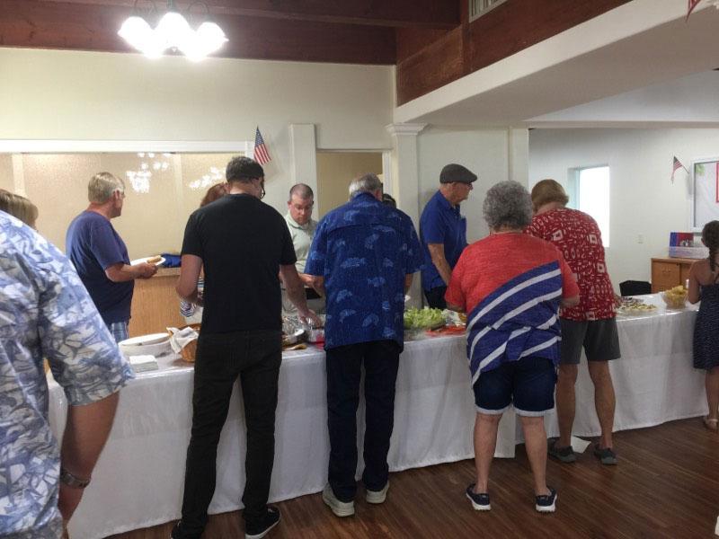 Fellowship Food Line