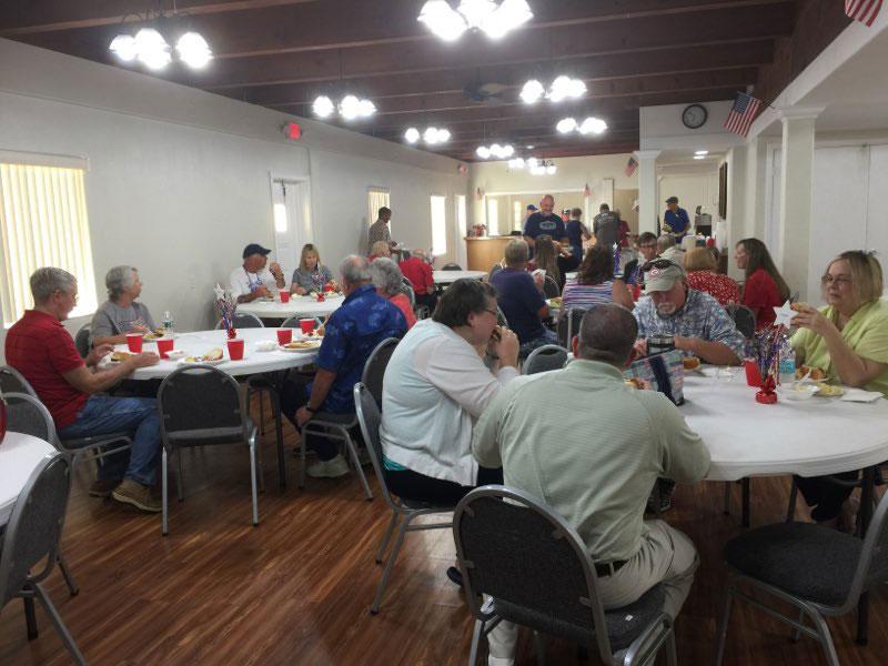 Church Fellowship Meal