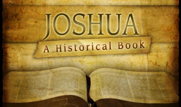 Online sermon from Joshua