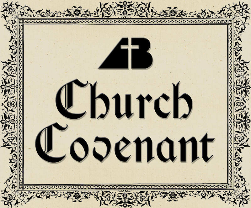 The Driving Spirit of Covenant