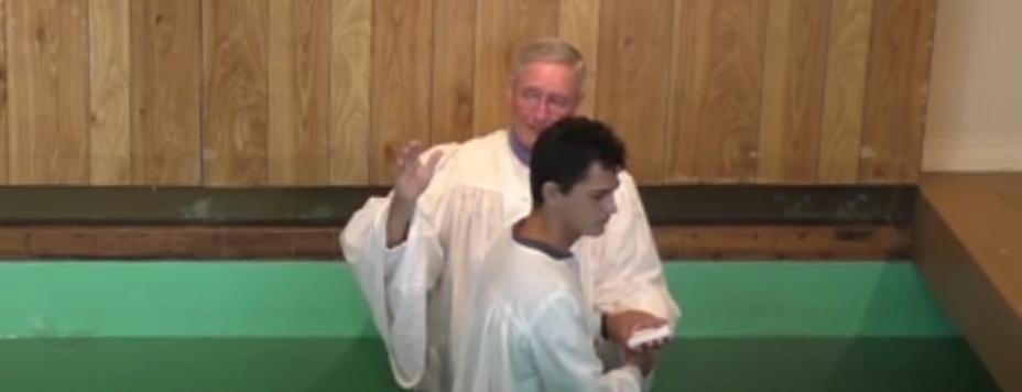 Believer's Baptism - Vincent