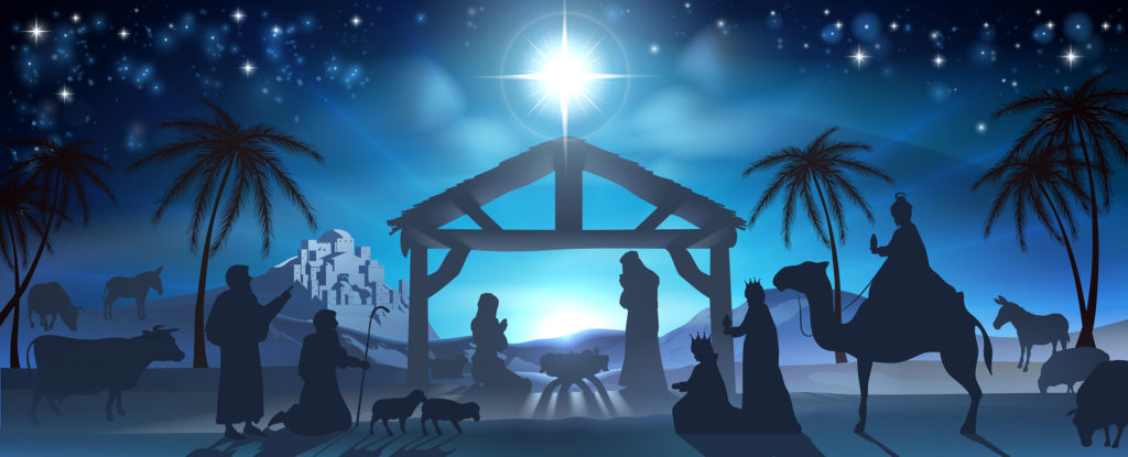 Living Nativity in New Smyrna Beach