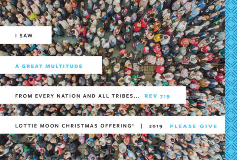 Lottie Moon Christmas Offering 2019