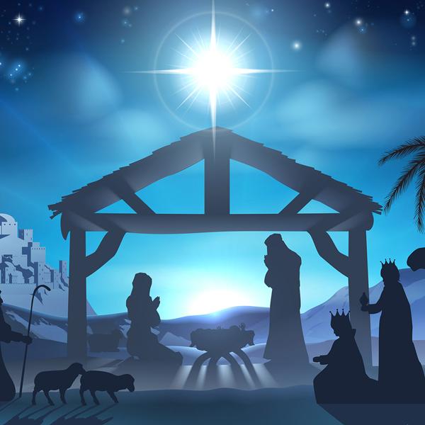 Live Nativity in New Smyrna Beach