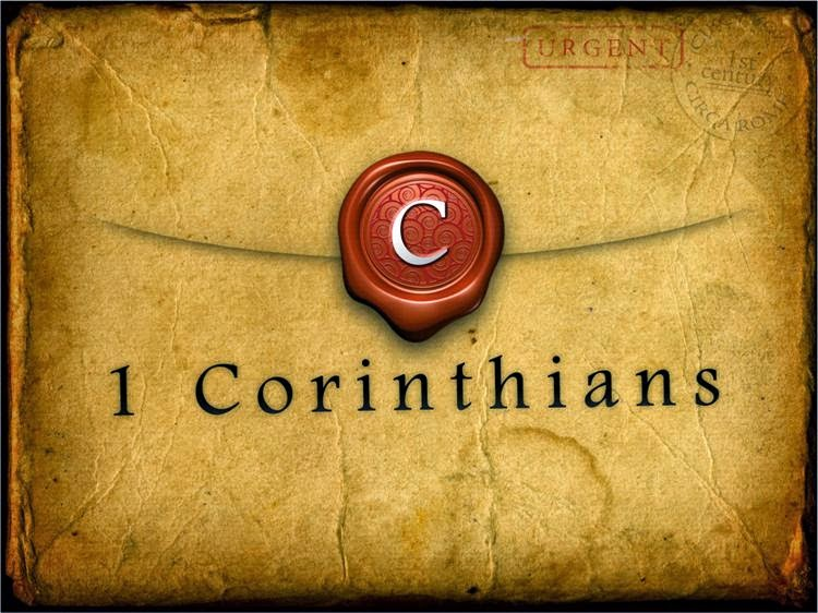 Sermons from 1 Corinthians