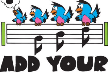 Join the Choir - add your voice!