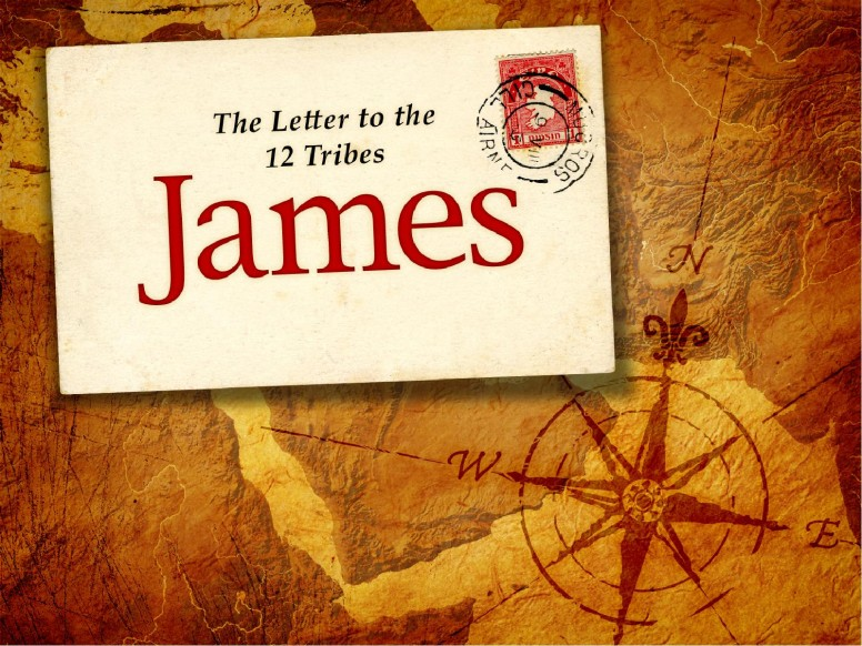 James letters in the Bible