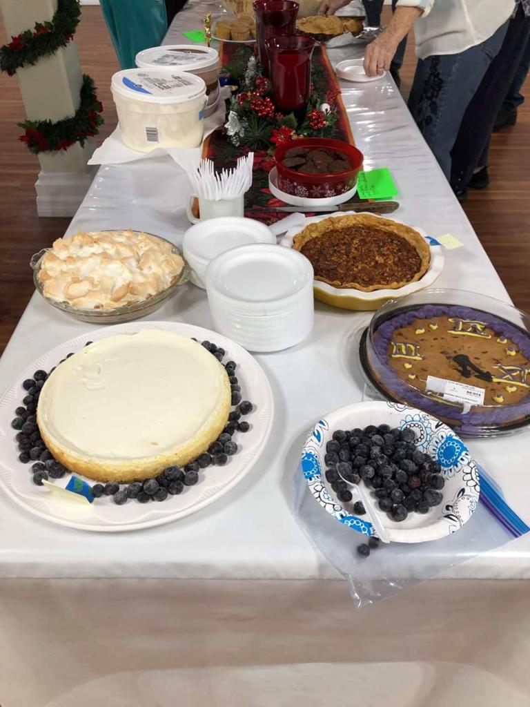 Pie Entries 2019