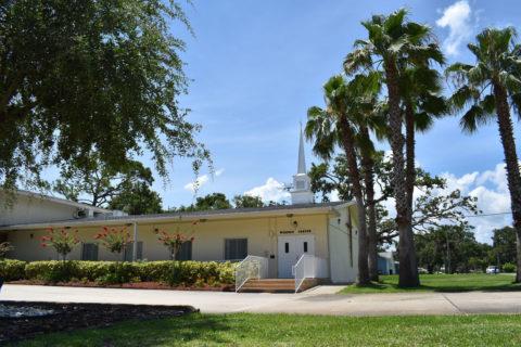 Exterior Photo of Beachside Baptist Church