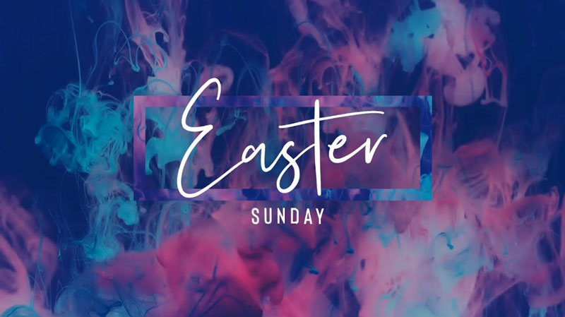 Easter Sunday – 2020