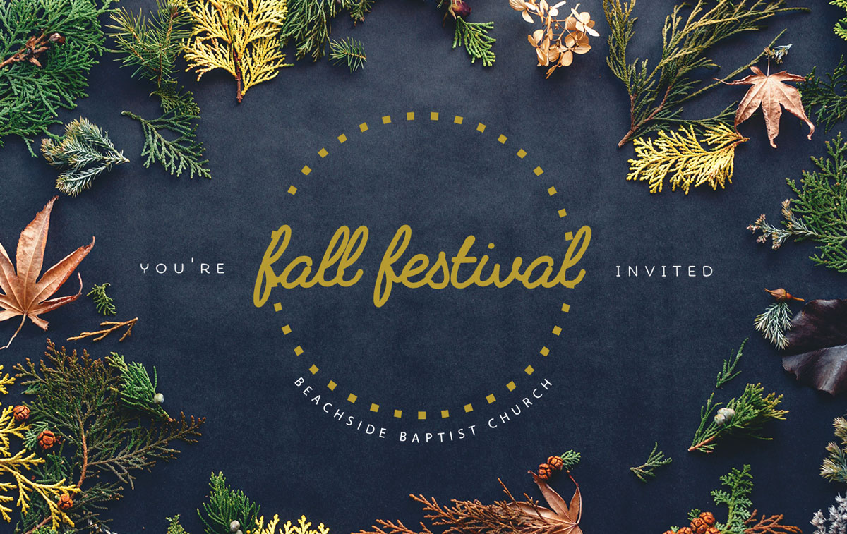 Church Fall Festival