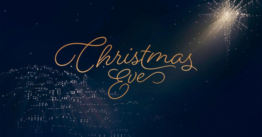 Christmas Eve Service in New Smyrna Beach