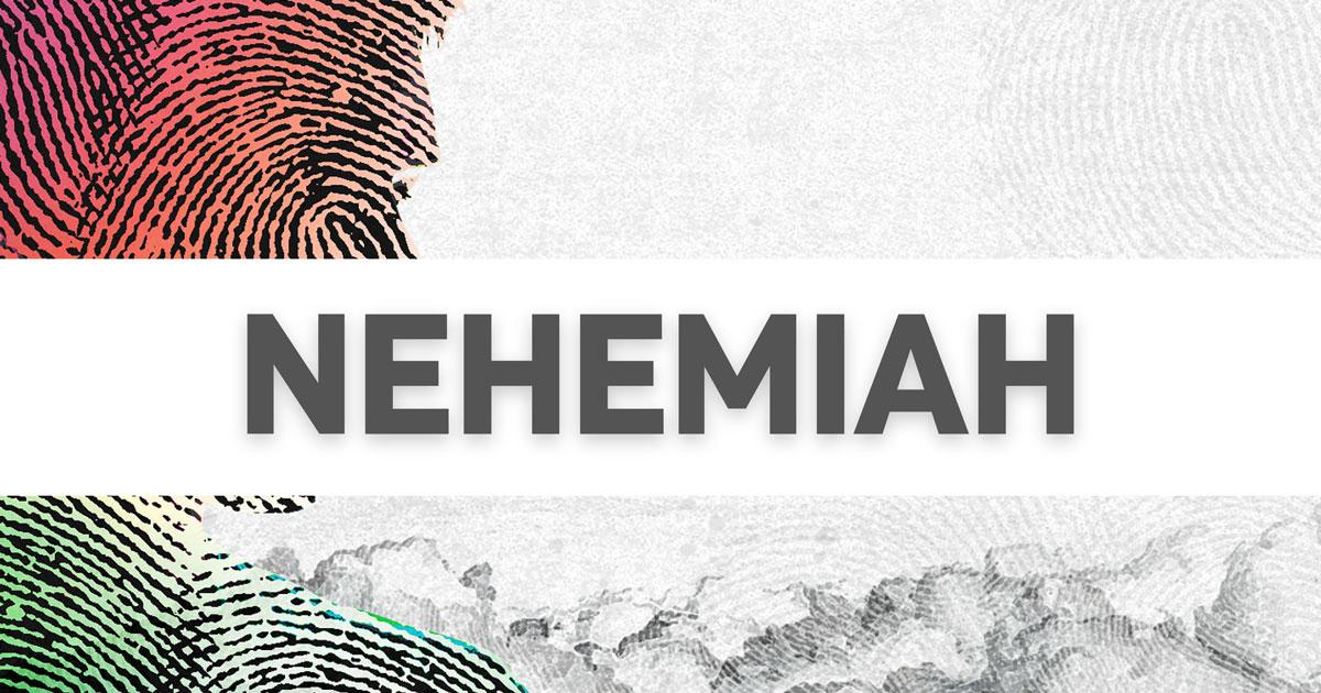 Nehemiah Sermon Title