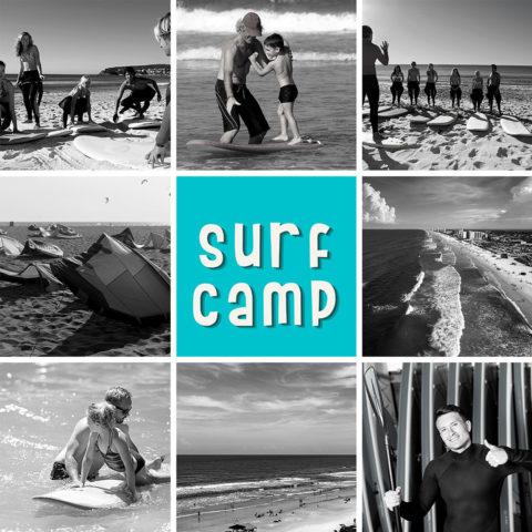 Beachside Summer Surf Camp
