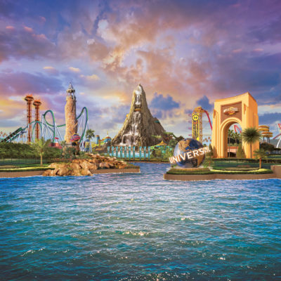 Volcano Bay Youth Group Trip