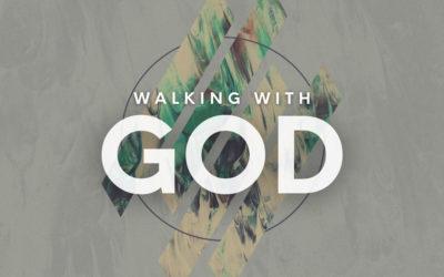 Walking with God: Prayer